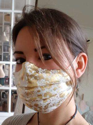 Festliche Maske